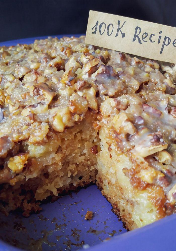 MOIST GRANNY CAKE RECIPE