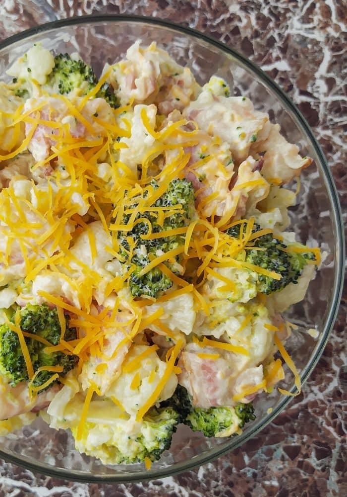 Best Broccoli Salad Recipe Trisha Yearwood