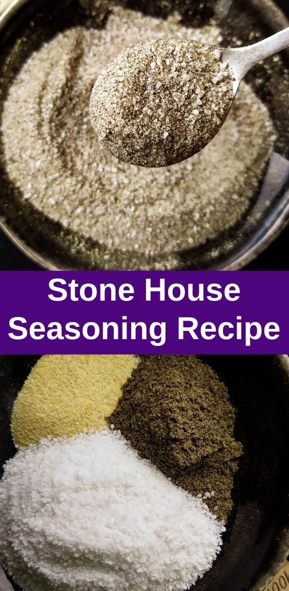 Stone House Seasoning Recipe