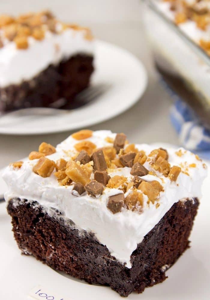 "BETTER THAN ""ANYTHING"" CAKE"
