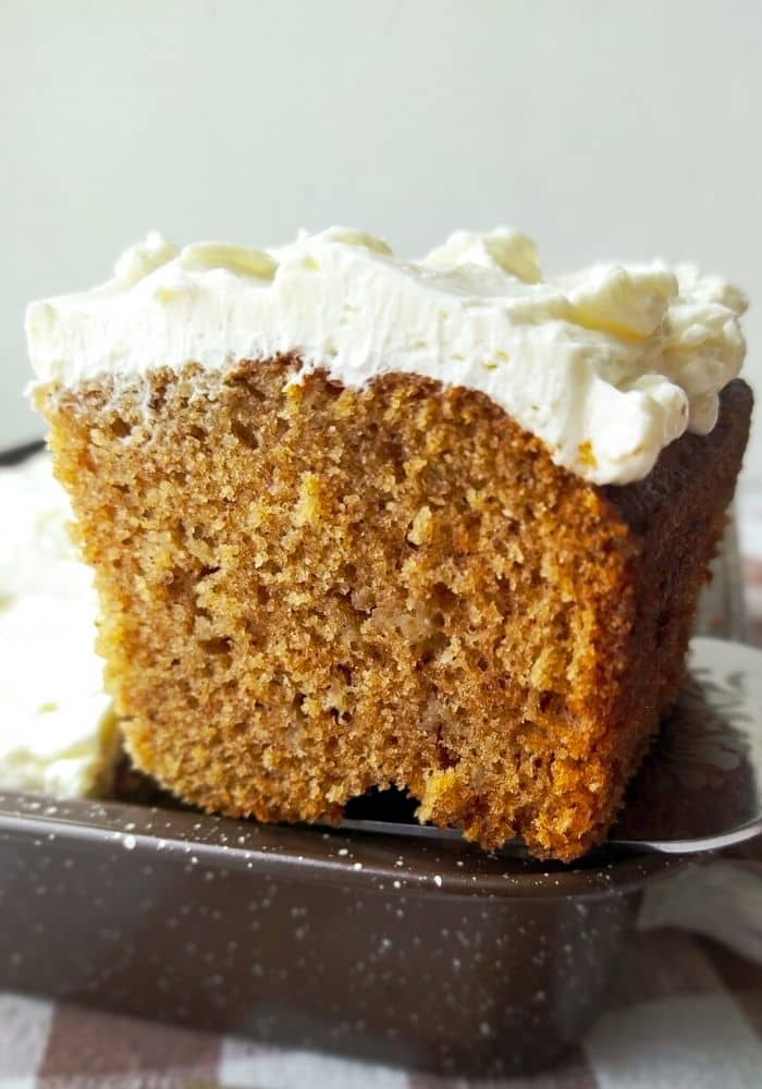 Super Moist Spice Cake
