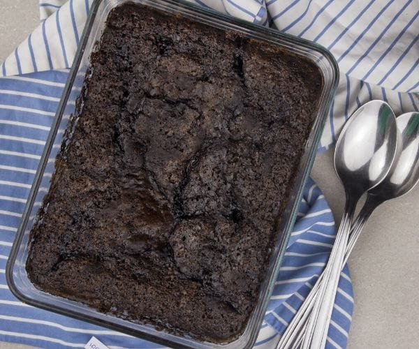 Easy Old-Fashioned Chocolate cobbler Recipe