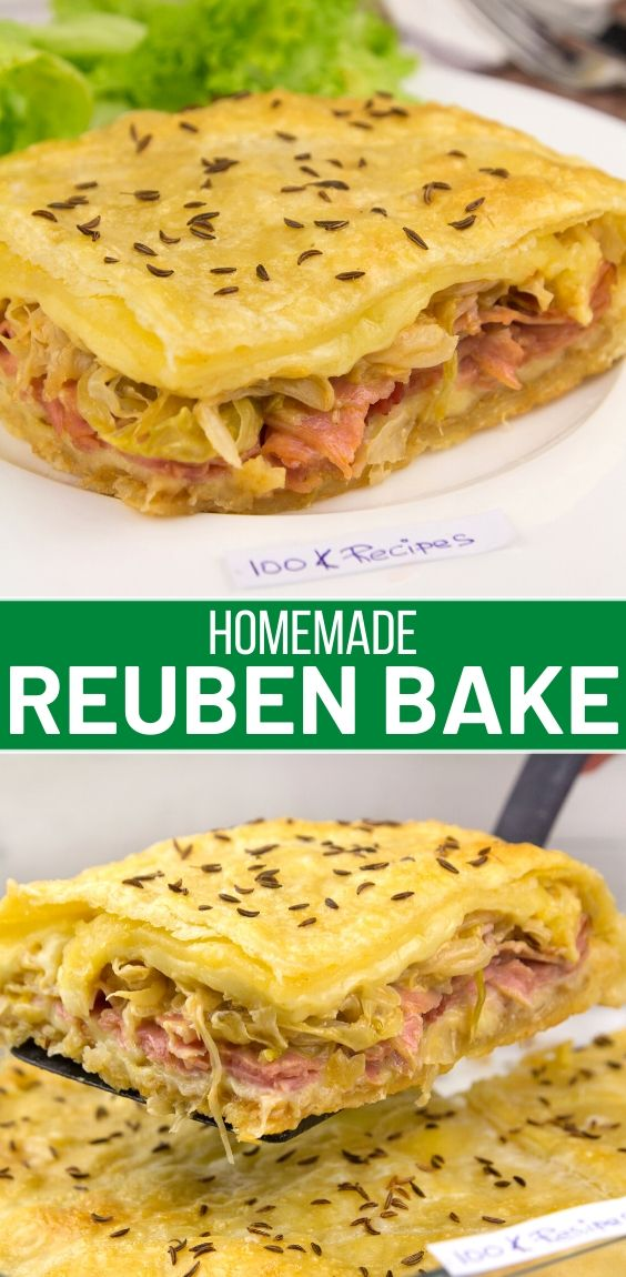 Easy Reuben Recipe