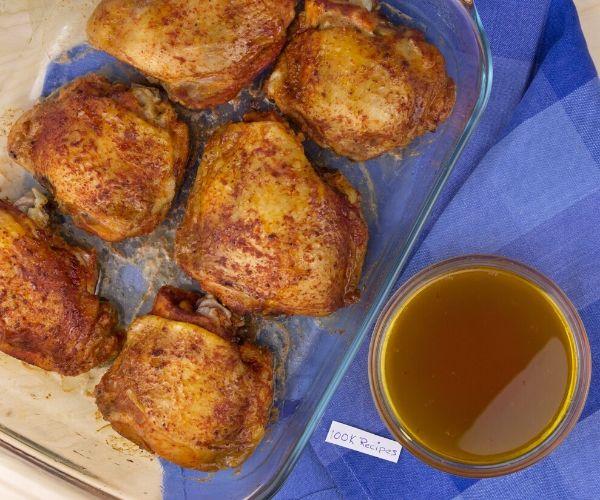How do You Make Easy Fall Off The Bone Chicken Recipe