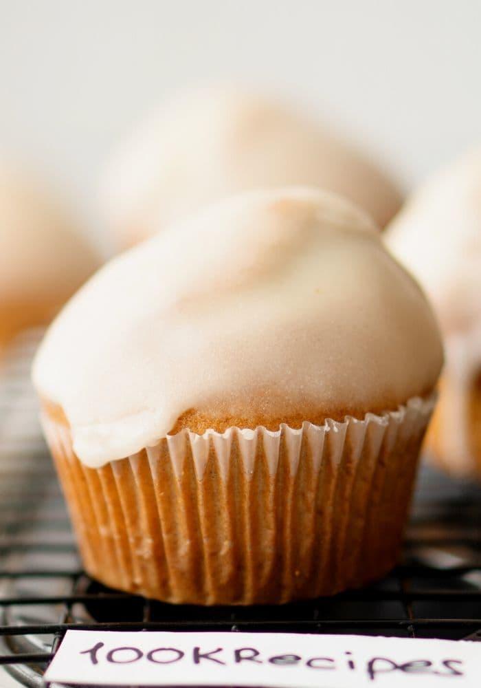 easy moist muffins Recipe