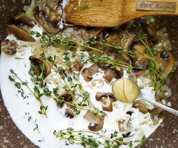 How do you make Chicken and Mushroom Recipe