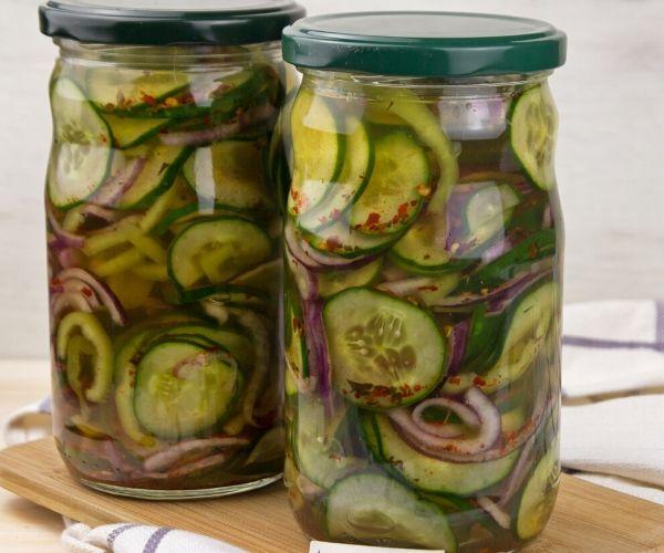 How to make cucumber Salad Recipe