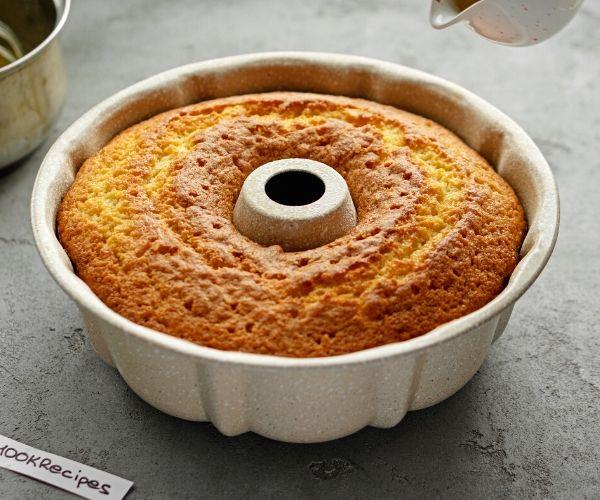 How to make Kentucky Butter Cake Recipe