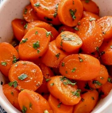 CANDIED CARROTS RECIPE