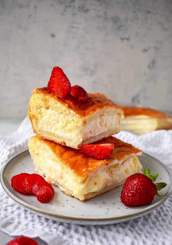 Easy Breakfast Cheese Danish Recipe