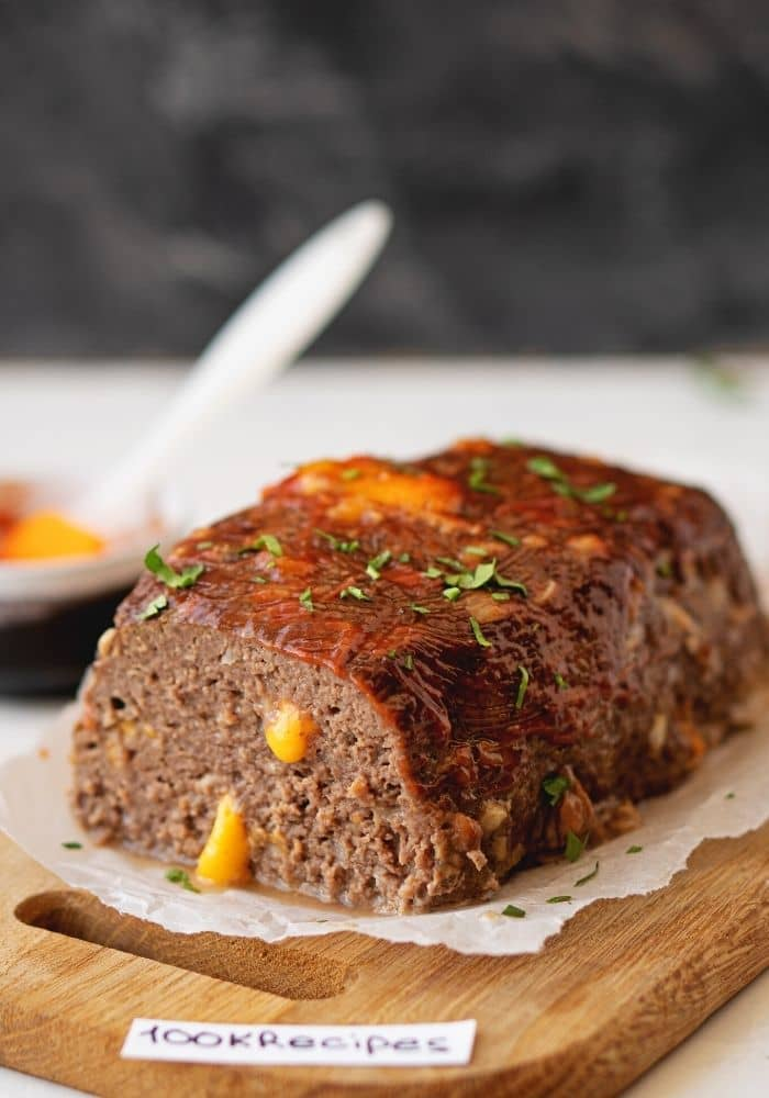 Cheeseburger Meatloaf (Keto/Low Carb)