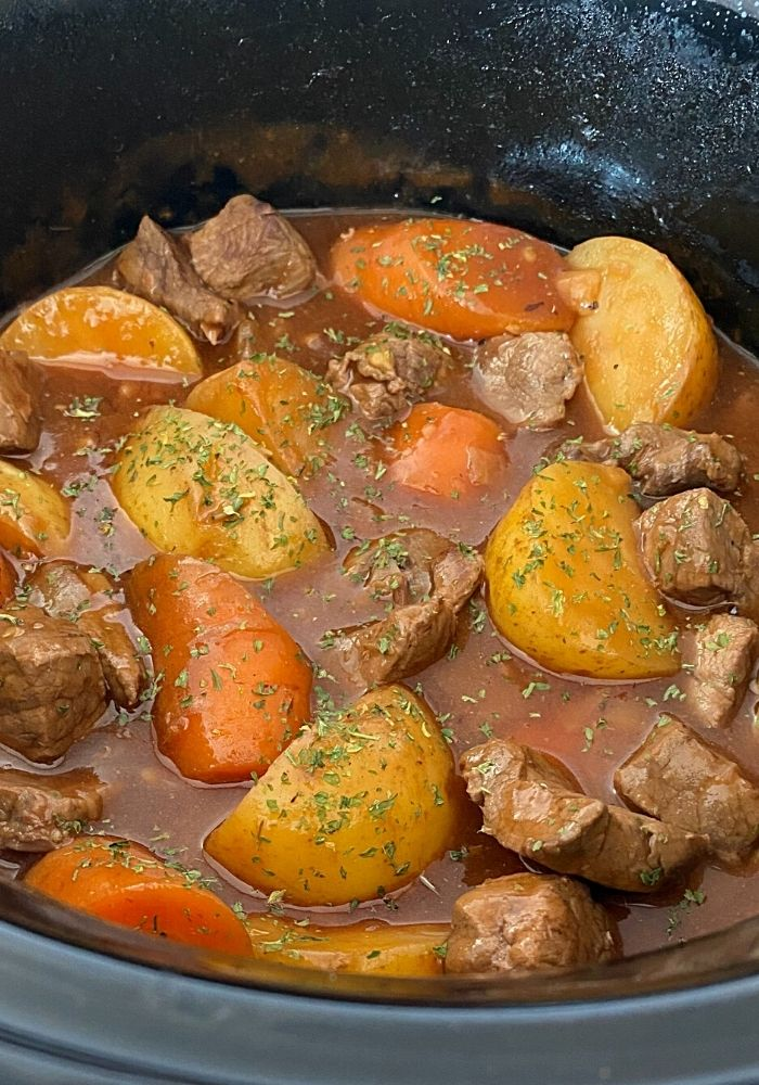 Best Ever Slow Cooker Beef Stew 100k Recipes