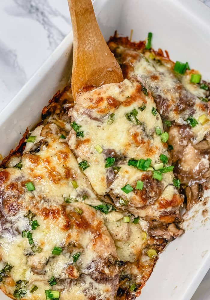 EASY CHICKEN LOMBARDY
