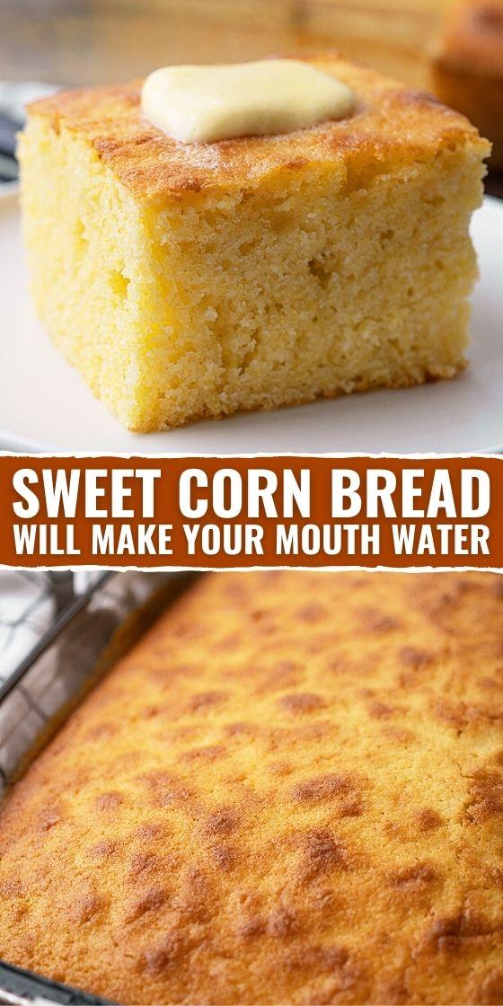 SWEET CORN BREAD