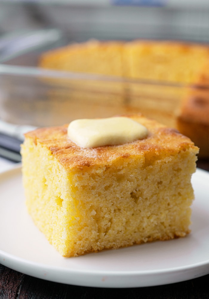 SWEET CORN BREAD WILL BLOW YOUR MIND