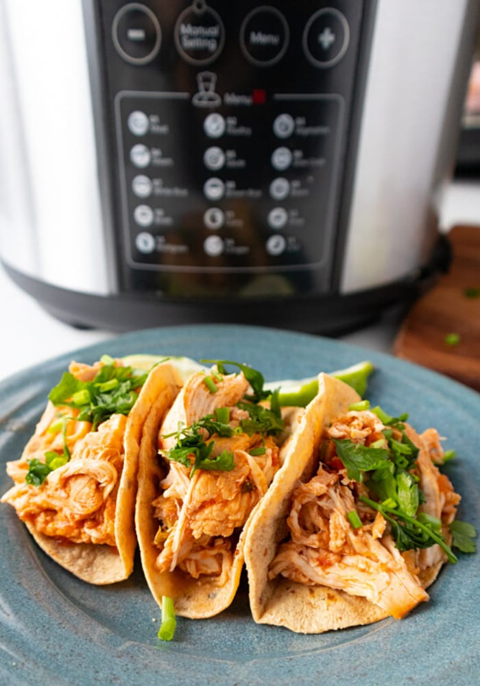 2-INGREDIENT SLOW COOKER SALSA CHICKEN