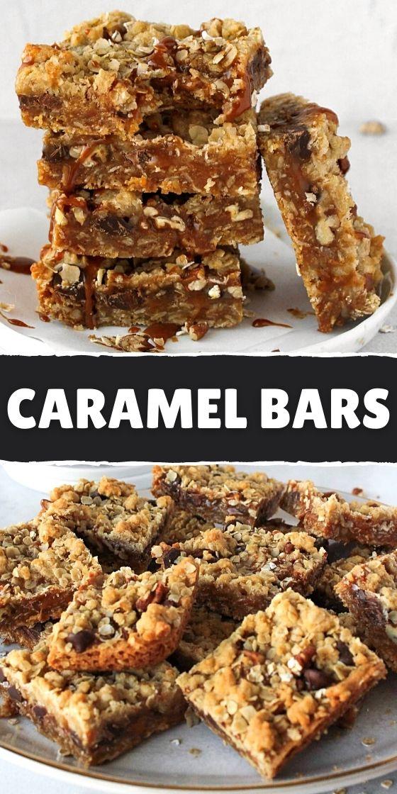 Caramel Bars