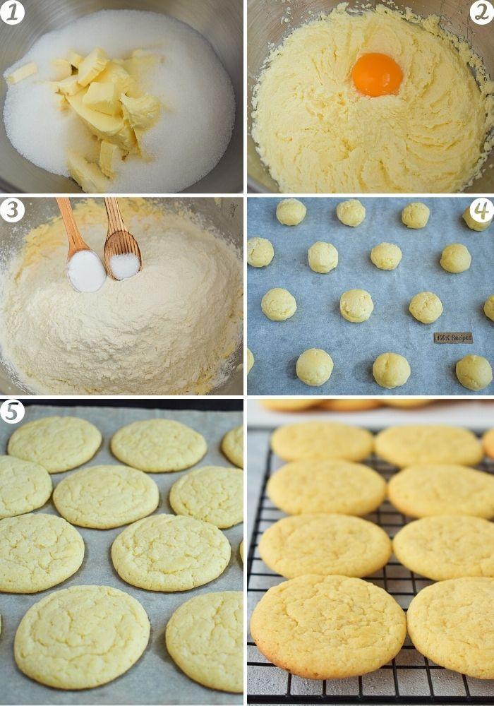 World's best sugar cookie recipe