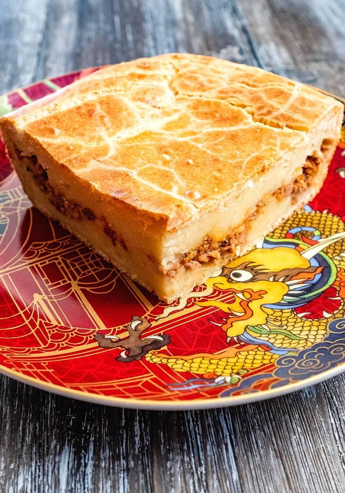 BOLA DE CARNE MEAT BREAD