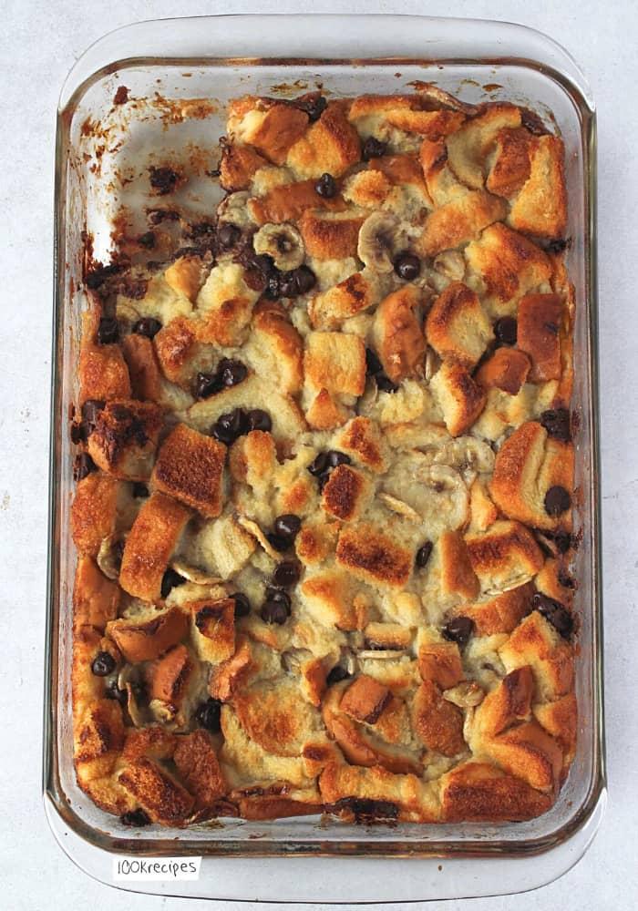 best banana bread pudding recipe
