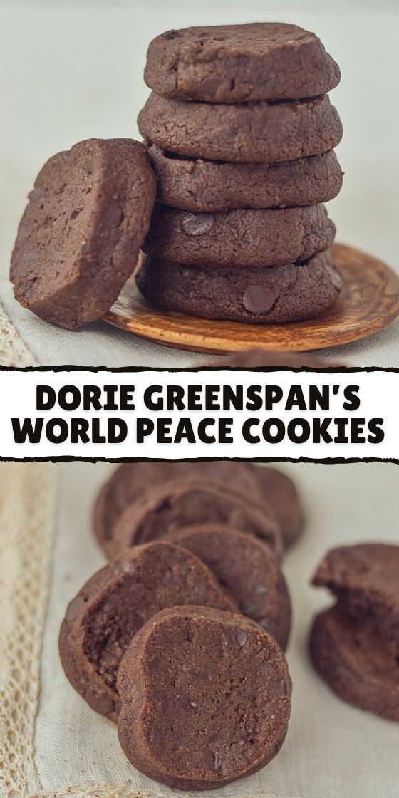 Dorie Greenspan's World Peace Cookies