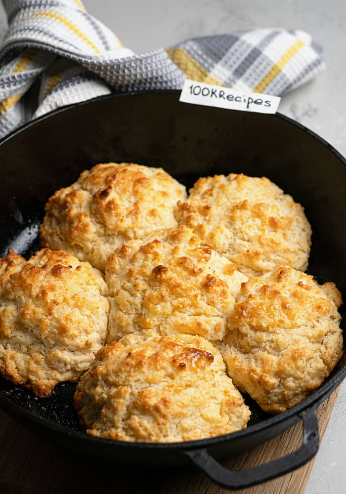 what ingredients are in drop biscuits?