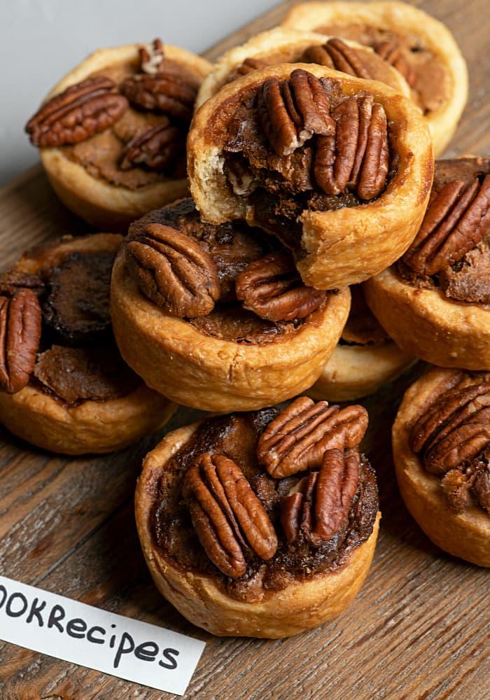 easy pecan tarts