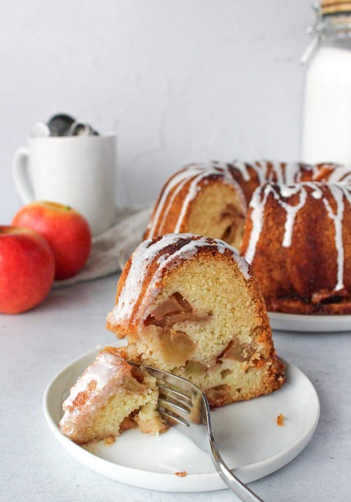 Best jewish apple cake recipe l (Easy Recipes)