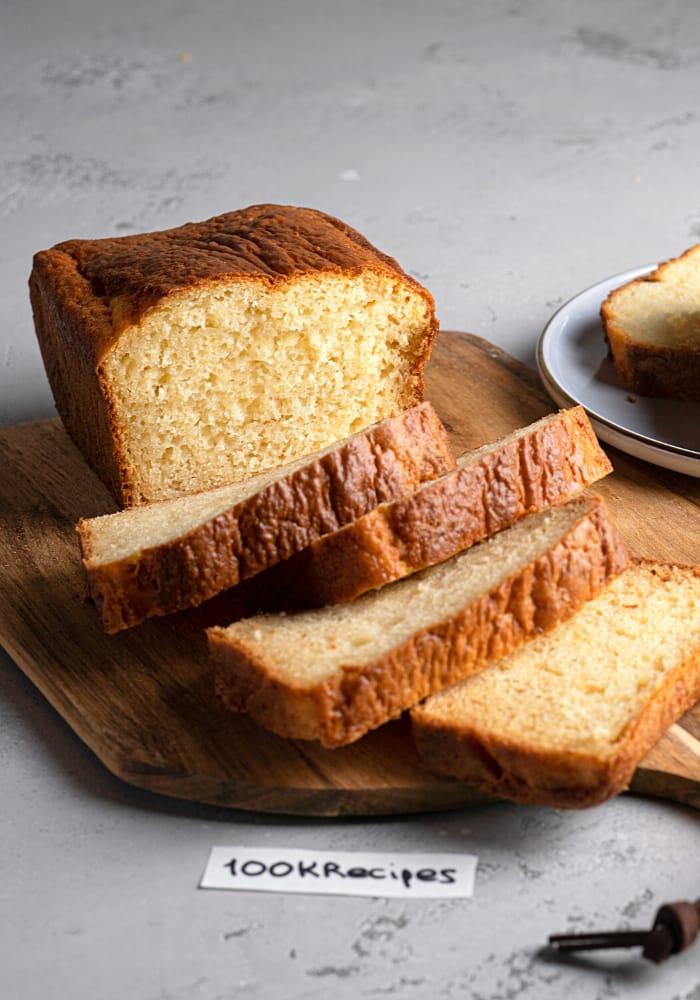 Easy yogurt bread