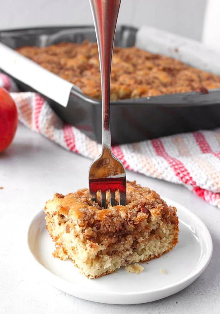 moist apple coffee cake recipe