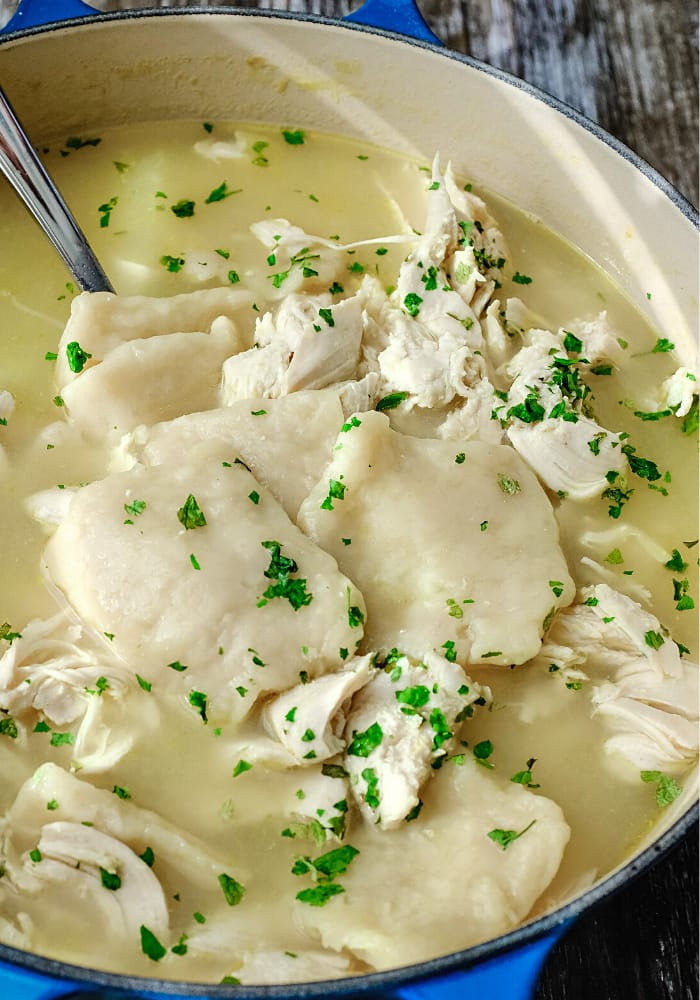 Delicious Cracker Barrel Chicken and Dumplings Recipe