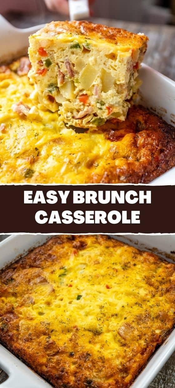 Easy Brunch Casserole