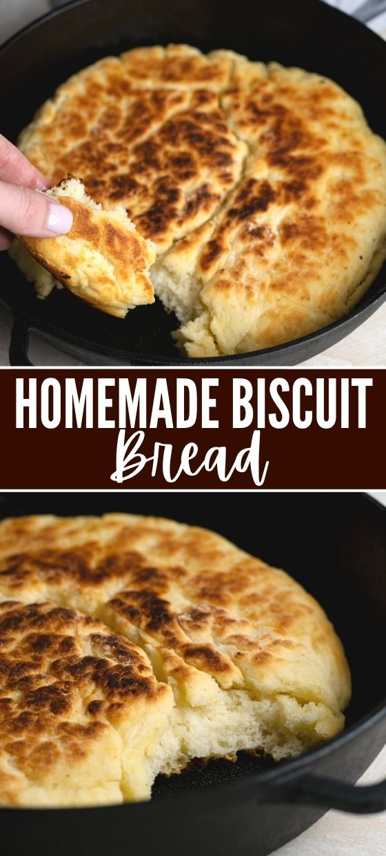 Homemade Biscuit Bread