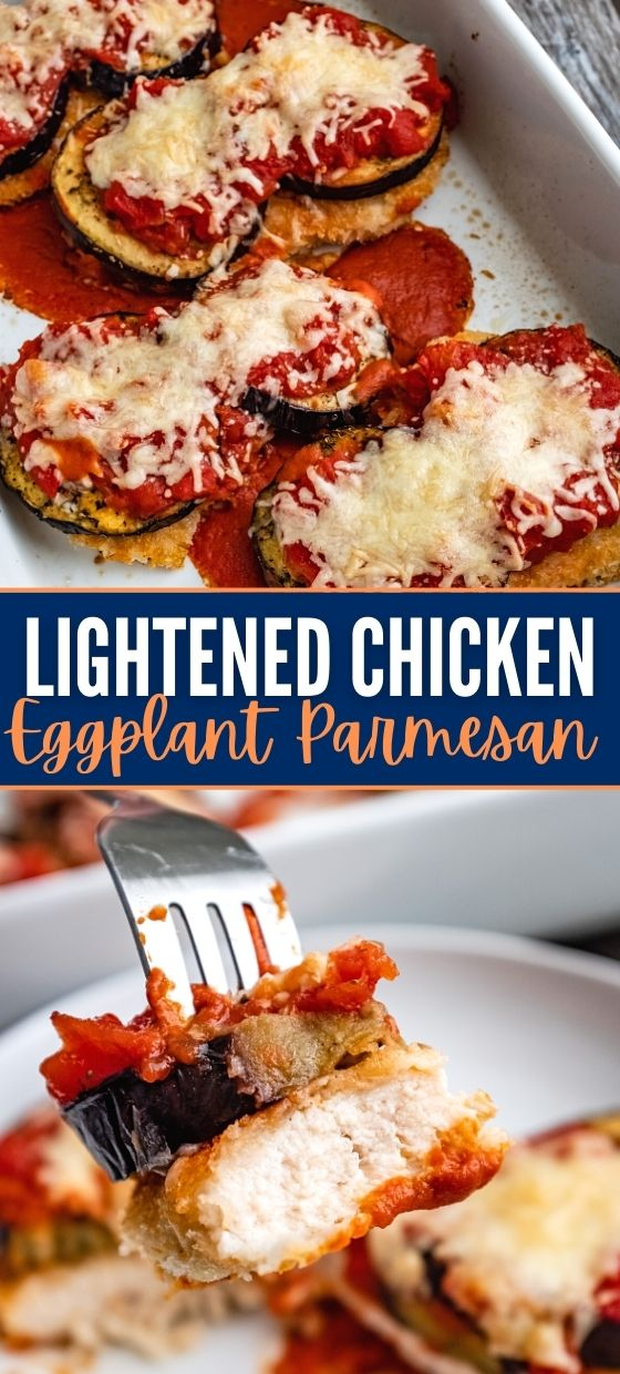 Chicken and Eggplant Parmesan Recipe