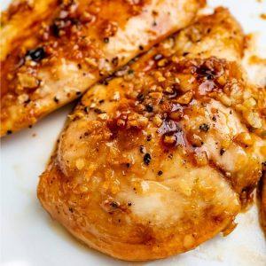 4 Ingredients Brown Sugar Garlic Chicken