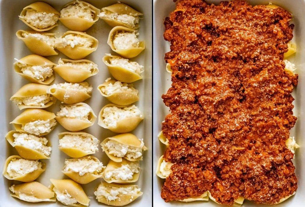 Best Italian Stuffed Shells