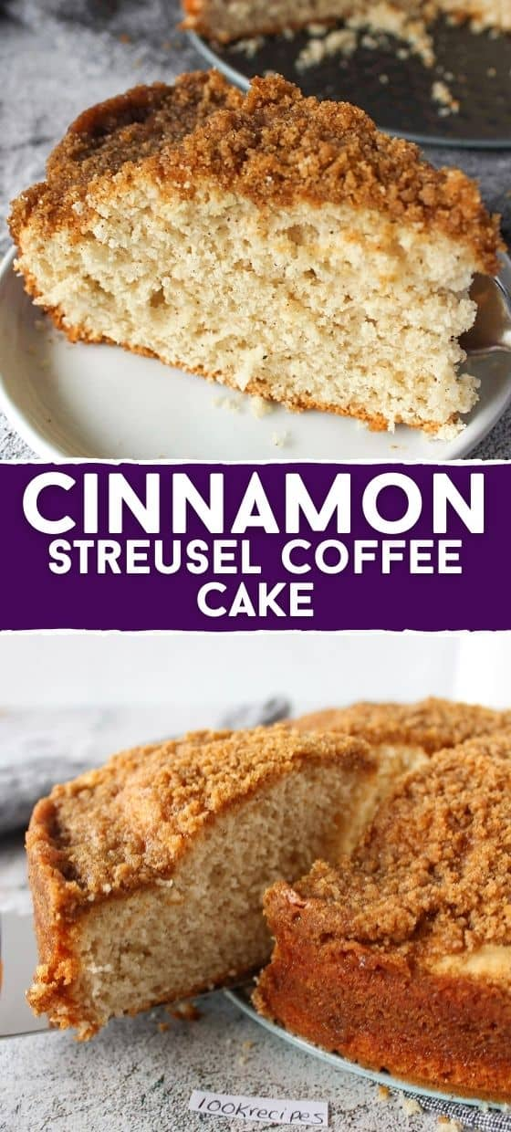 How to make cinnamon coffee cake with bisquick