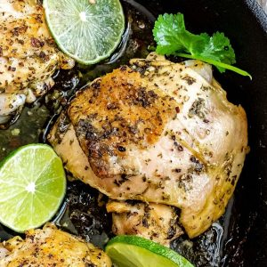 Easy Cilantro Lime Chicken