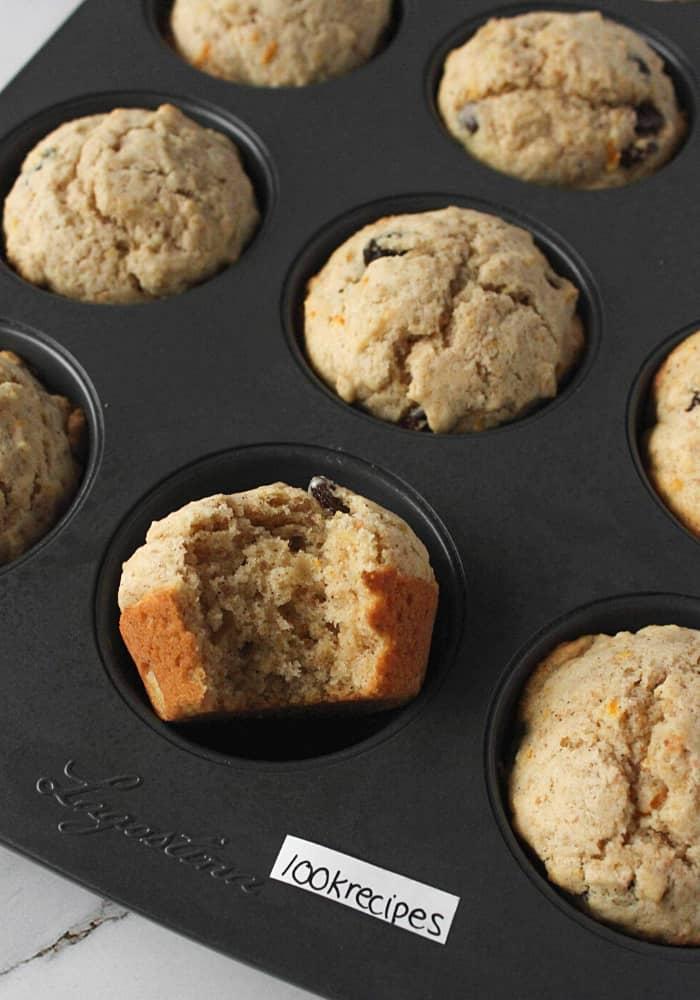 The Best German Muffins