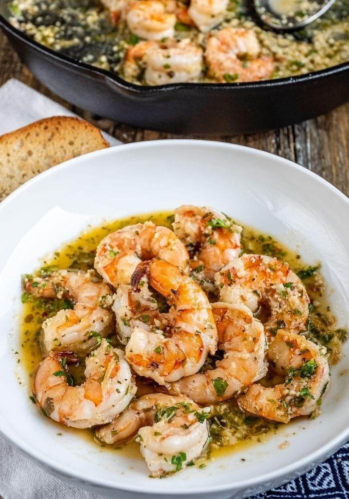 Red Lobster Shrimp Scampi Recipe