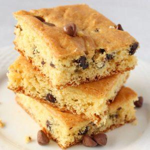 Easy Cake Mix Bars